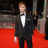 Douglas Booth en los Premios BAFTA 2014