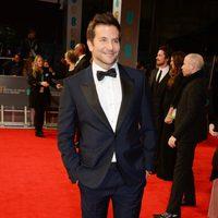 Bradley Cooper en la alfombra roja de los BAFTA 2014