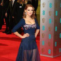 Lea Seydoux en la alfombra roja de los BAFTA 2014