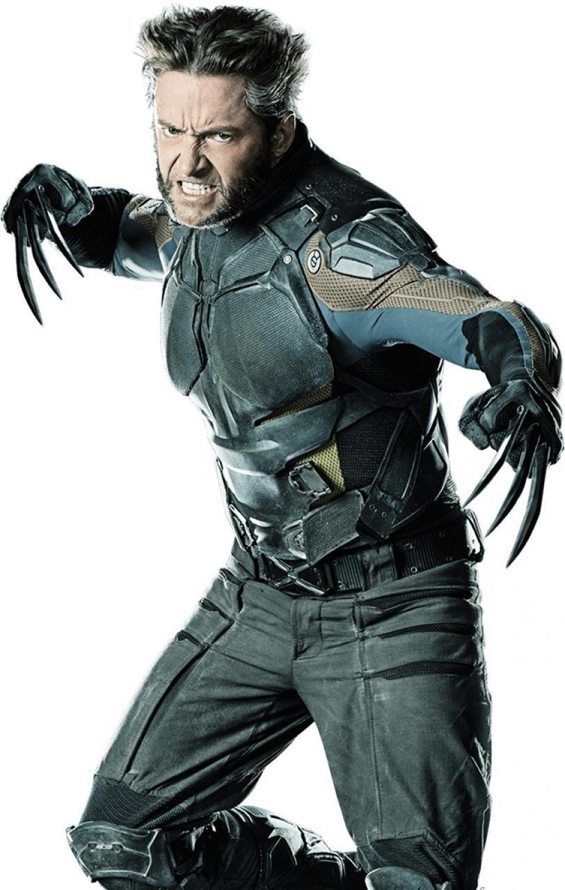 Hugh Jackman es Lobezno en 'X-Men: Días del futuro pasado'