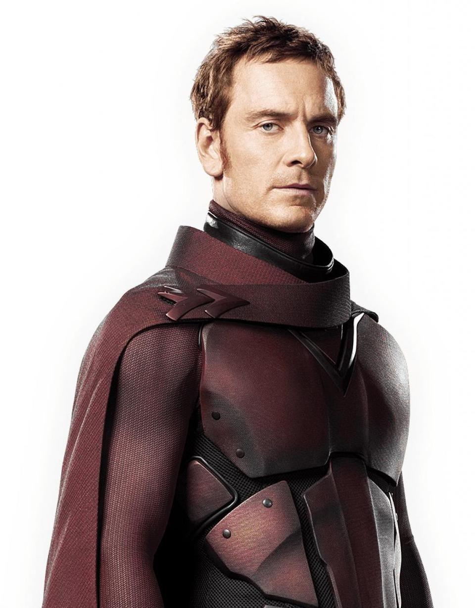 Michael Fassbender es Magneto en 'X-Men: Días del futuro pasado'