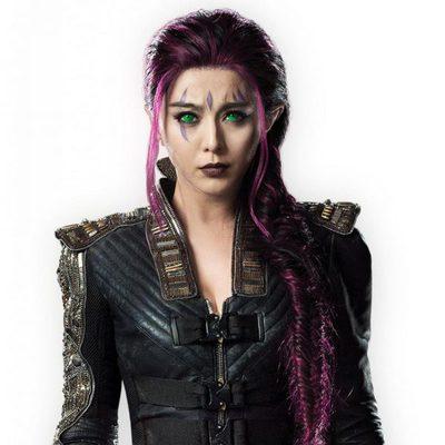Bingbing Fan es Blink en 'X-Men: Días del futuro pasado'