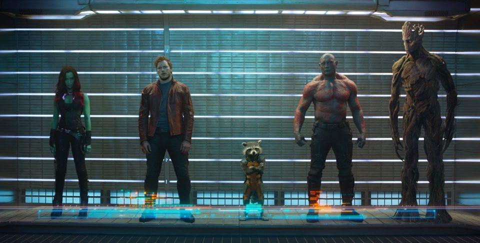 Guardianes de la Galaxia, fotograma 13 de 17