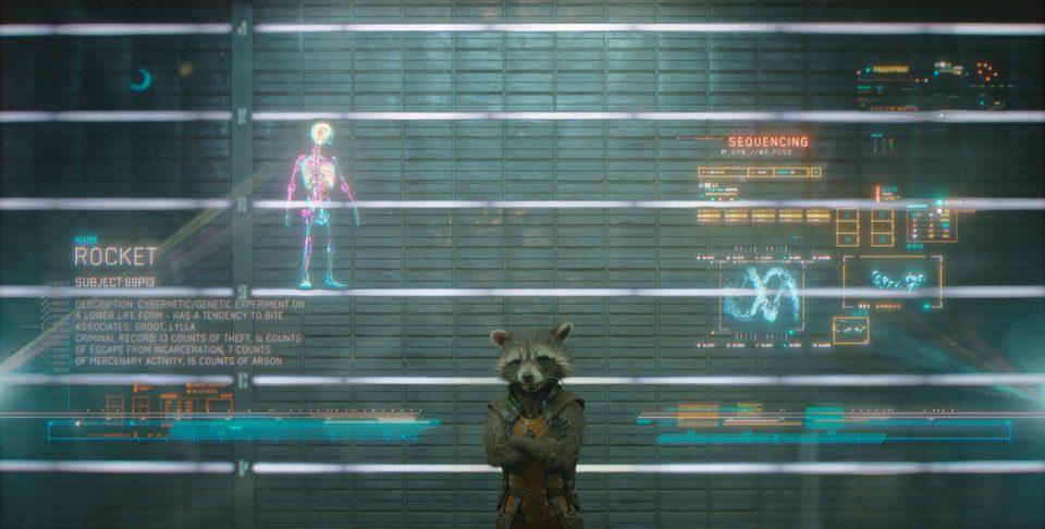 Guardianes de la Galaxia, fotograma 10 de 17