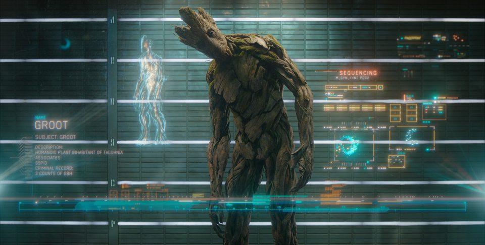 Guardianes de la Galaxia, fotograma 9 de 17
