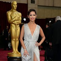 Rocsi Diaz en los Premios Oscar 2014
