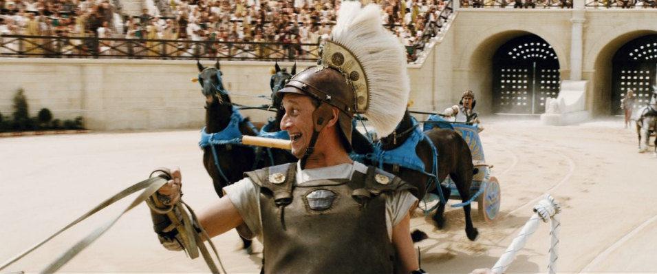 Astérix en los Juegos Olímpicos, fotograma 13 de 21