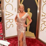 Nancy O'Dell en los Oscar 2014