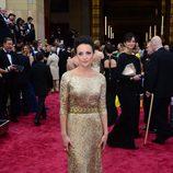 Sarah Ishaq en los Oscar 2014