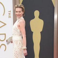 Portia de Rossi en los Premios Oscar 2014
