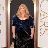 Adruitha Lee en la alfombra roja de los Oscar 2014