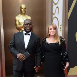 Steve R. McQueen en los Oscar 2014