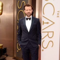 Jason Sudeikis en los Oscar 2014