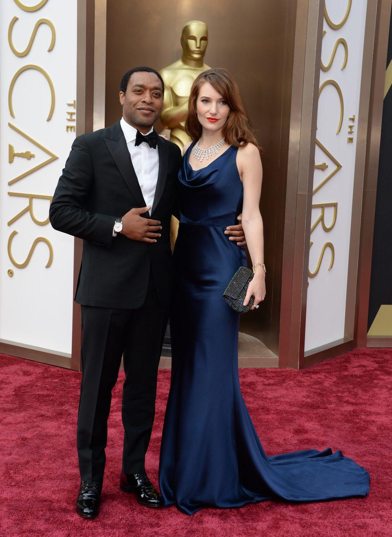 Chiwetel Ejiofor en los Oscar 2014