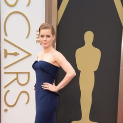 Amy Adams en los Oscar 2014