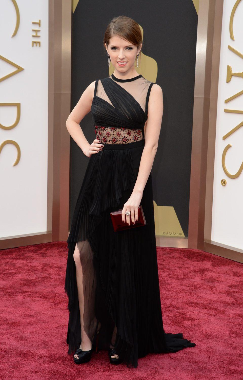 Anna Kendrick en los Oscar 2014