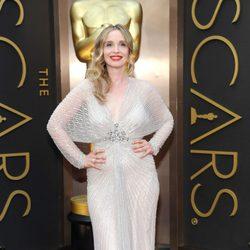 Julie Delpy en los Oscar 2014