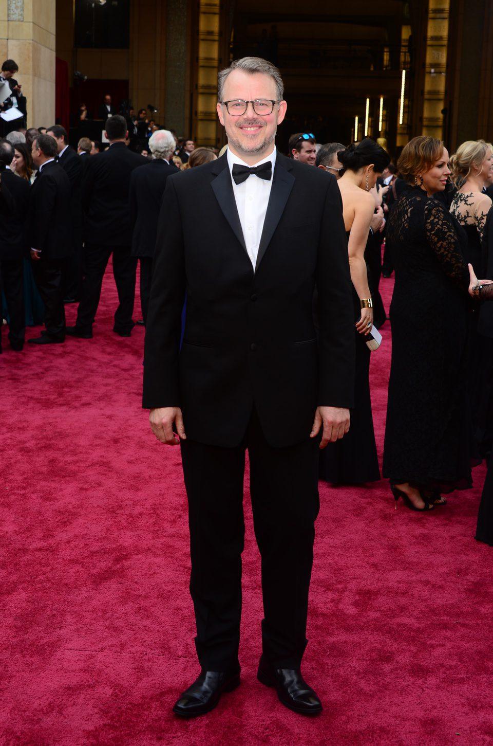 Edgar Barens en los Oscar 2014