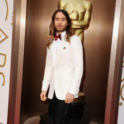 Jared Leto en los Premios Oscar 2014
