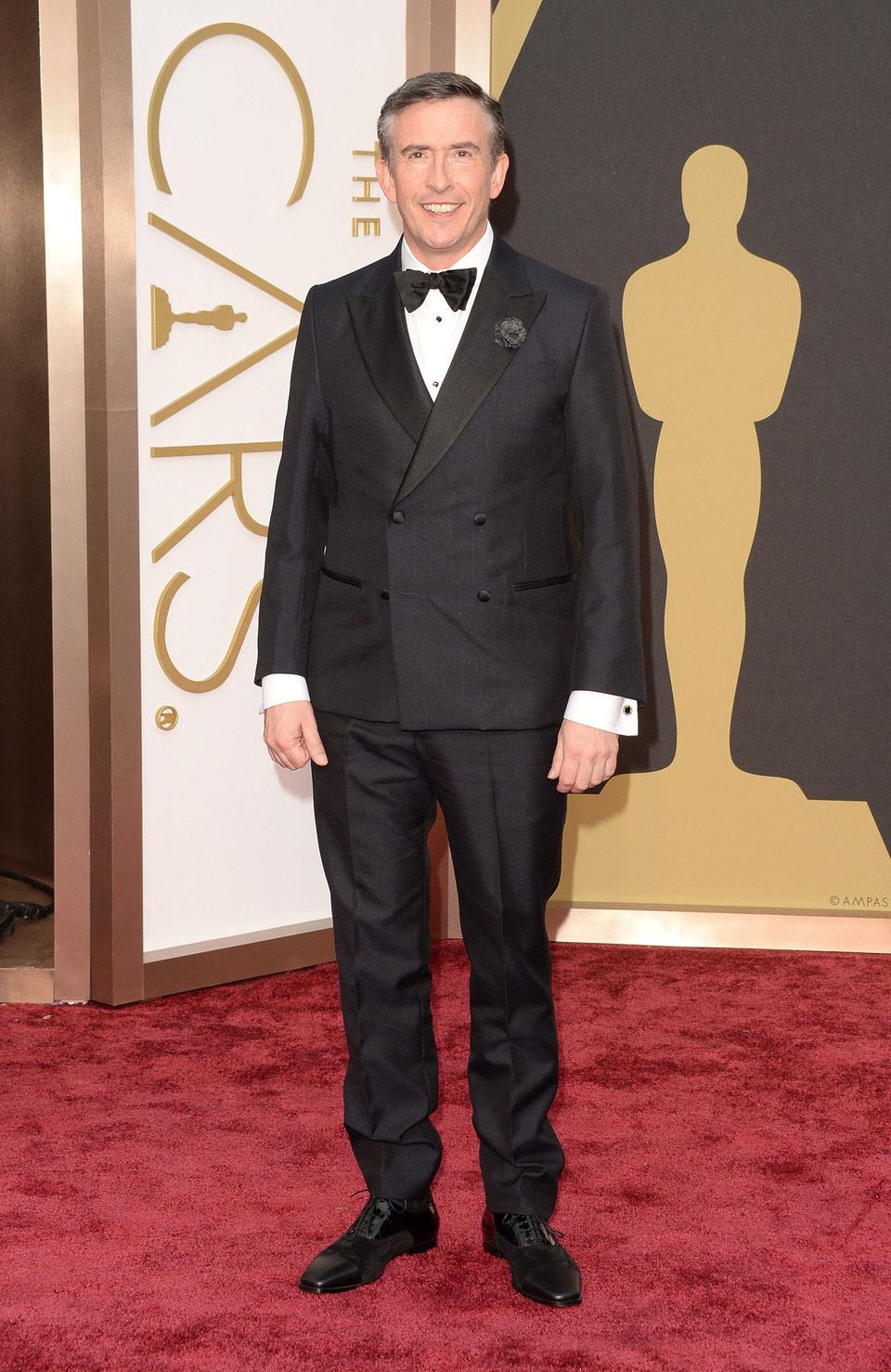 Steve Coogan en los Premios Oscar 2014