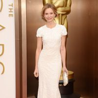 Calista Flockhart en los Premios Oscars 2014