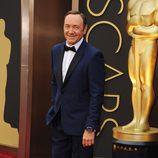 Kevin Spacey en la alfombra roja de los Oscar 2014
