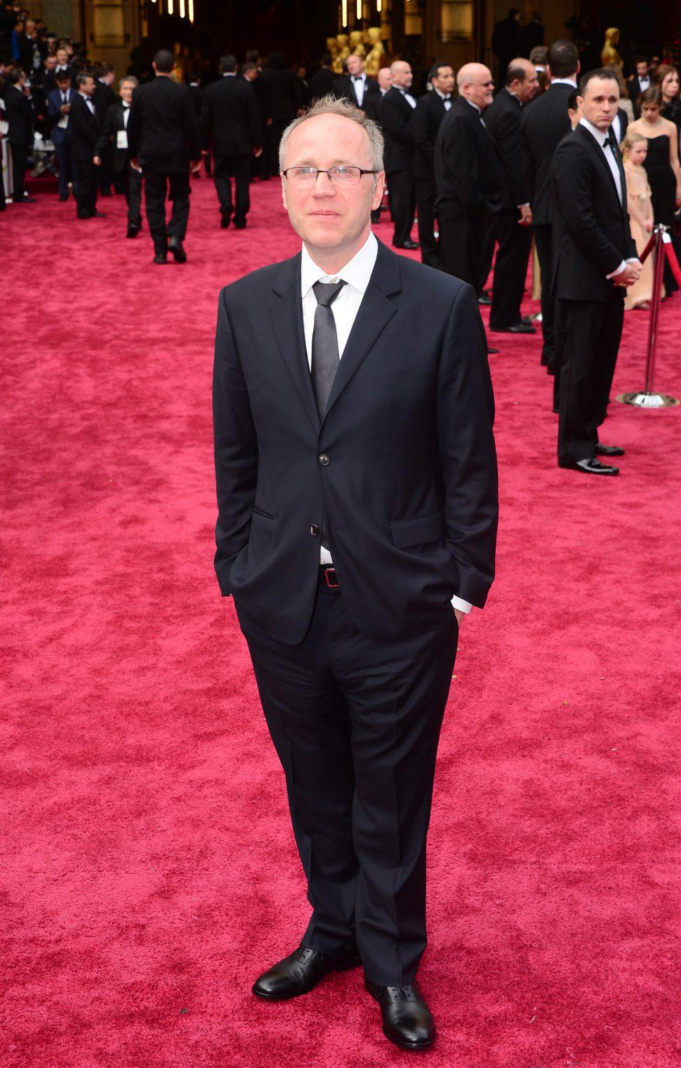 Philippe Le Sourd en los Oscar 2014