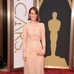 Sarah Paulson en los Oscar 2014