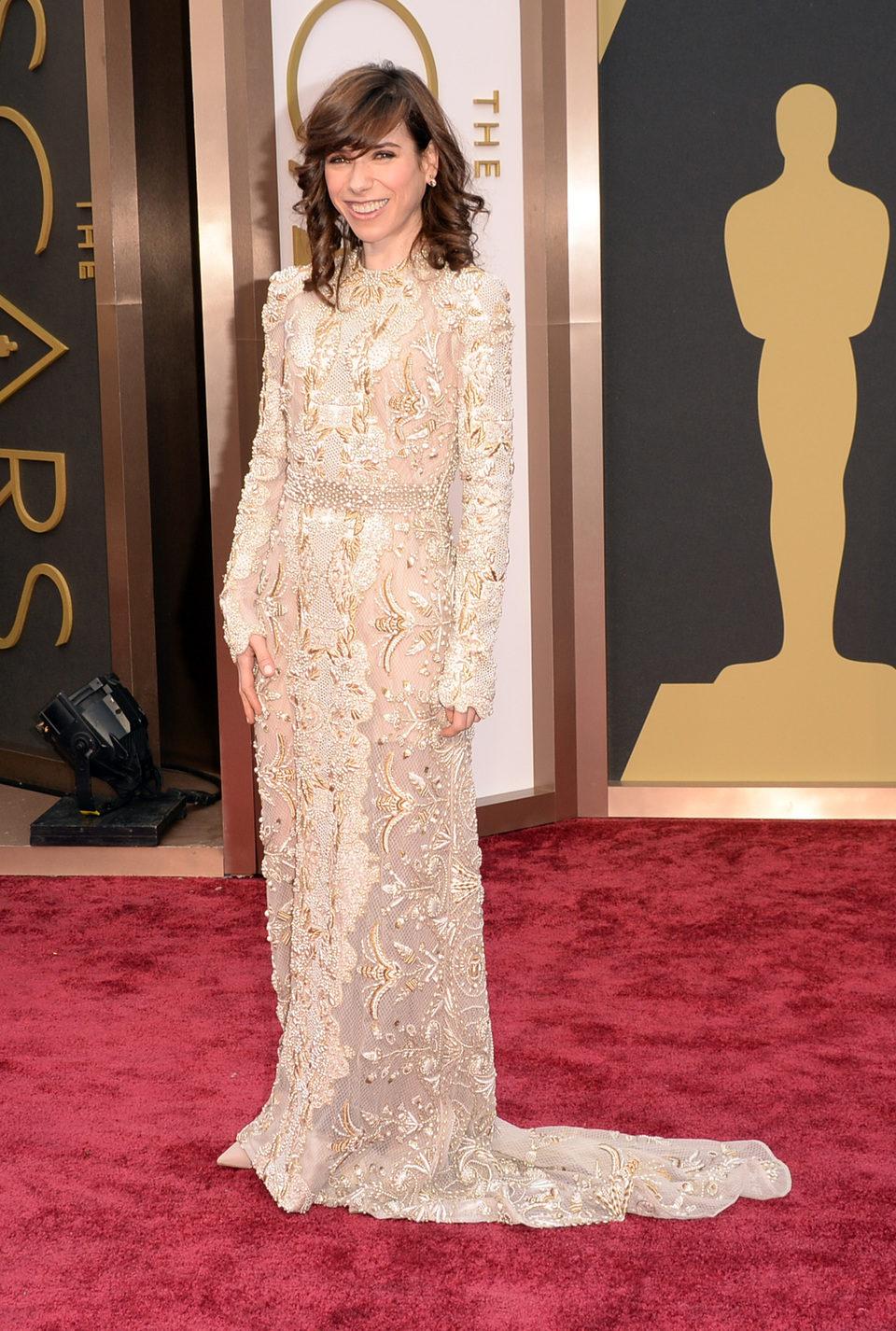 Sally Hawkins en los Oscar 2014