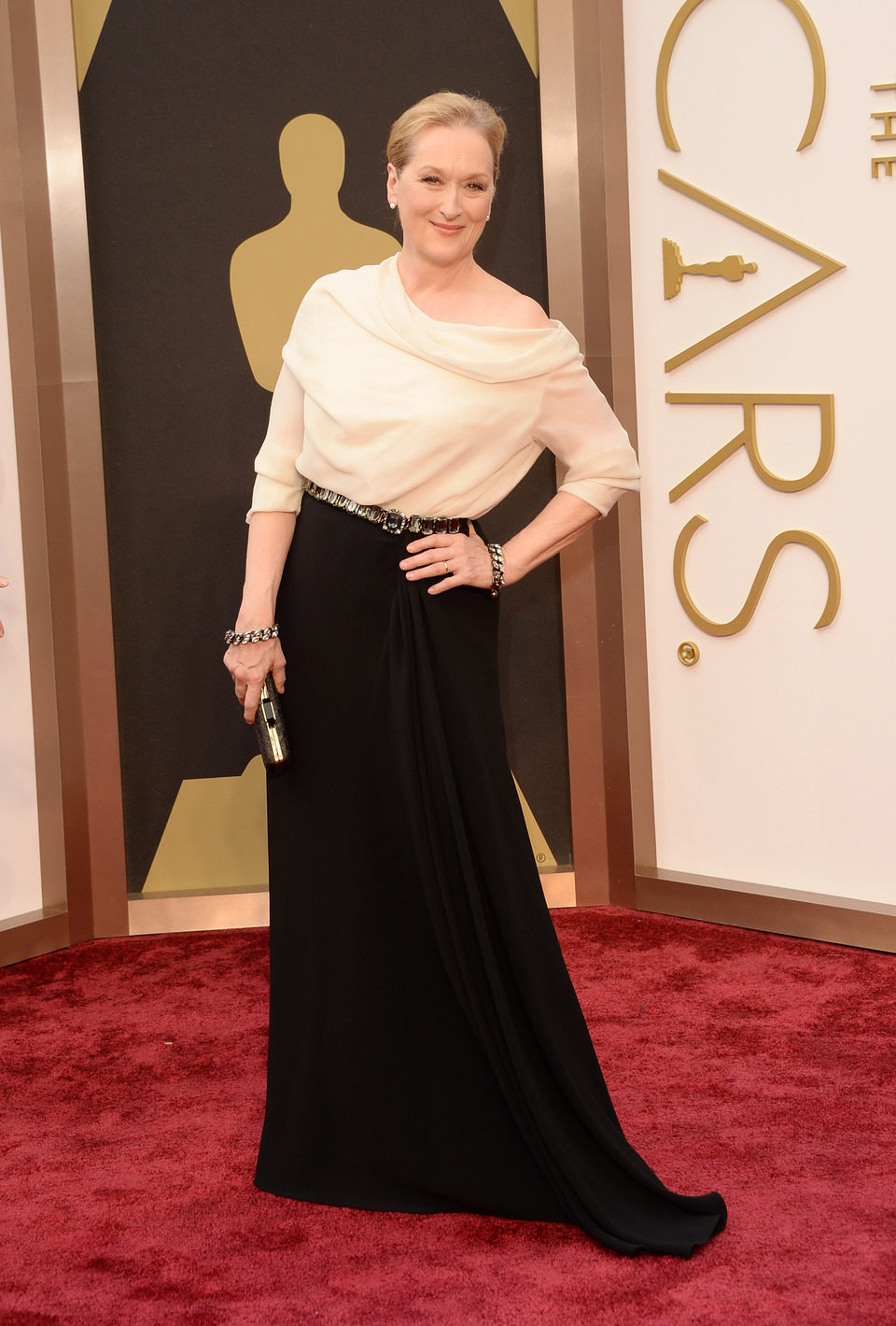 Meryl Streep en los Oscars 2014