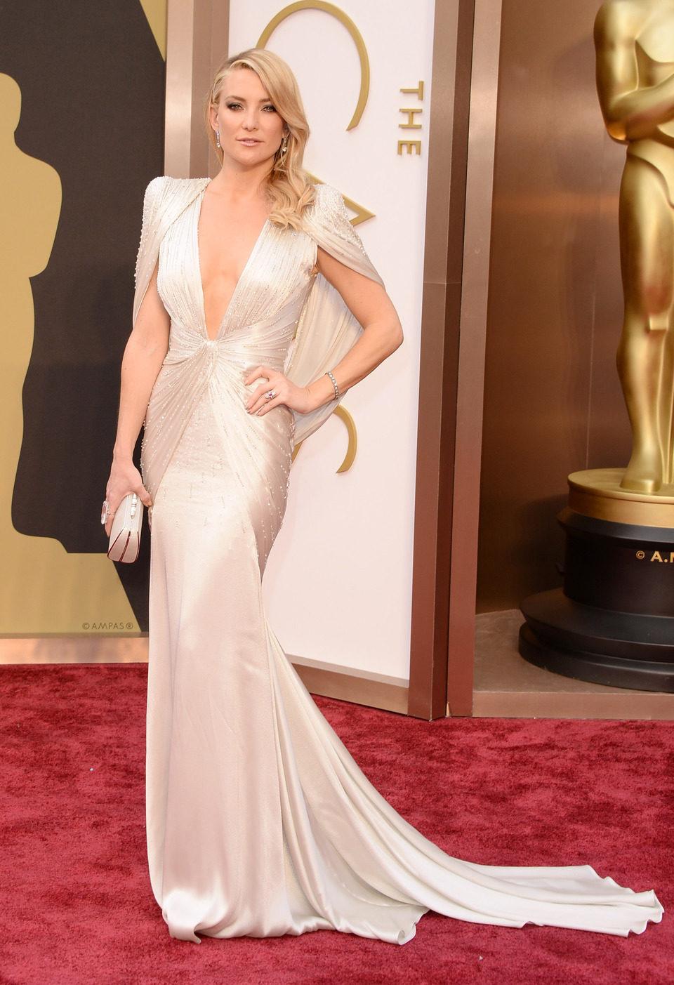 Kate Hudson en la alfombra roja de los Oscar 2014