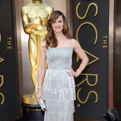 Jennifer Garner en la alfombra roja de los Oscar 2014