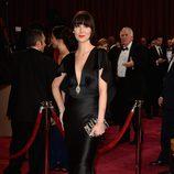 Karen O en la alfombra roja de los Oscar 2014