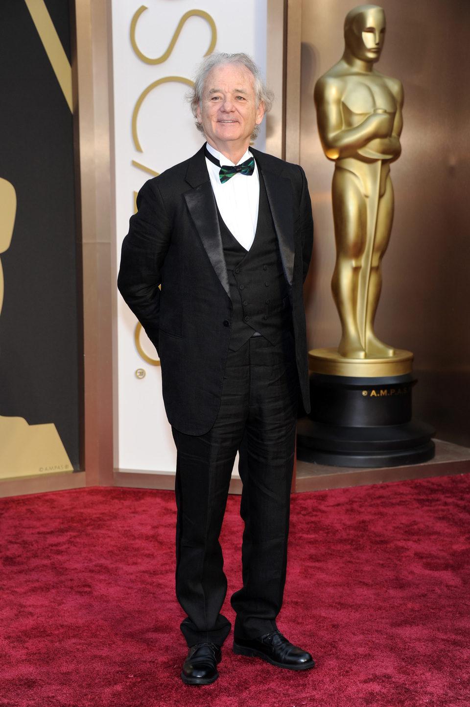 Bill Murray en los Oscars 2014