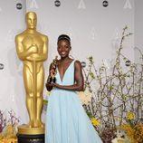 Lupita Nyong'o, mejor actriz de reparto de los Oscar 2014