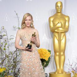 Cate Blanchett, mejor actriz de los Oscar 2014