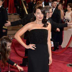 Margot Robbie en los Premios Oscar 2014