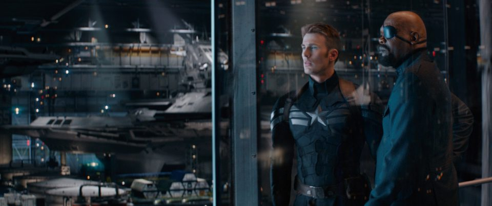 Capitán América: El soldado de invierno, fotograma 28 de 29
