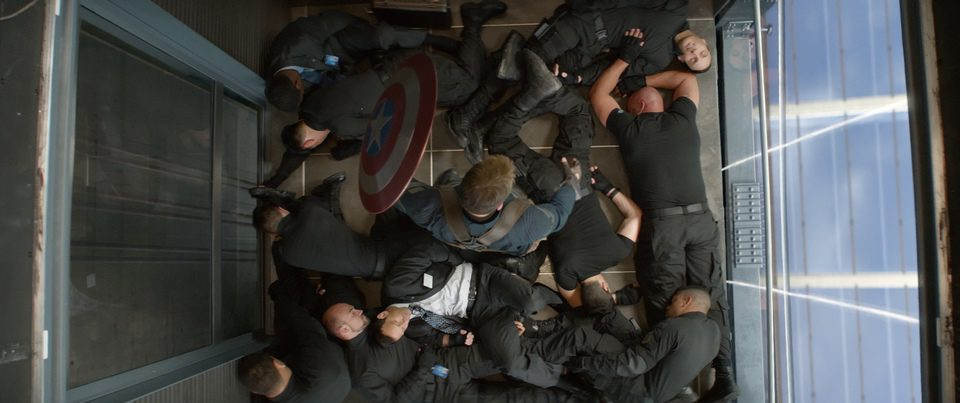 Captain America: The Winter Soldier, fotograma 26 de 29