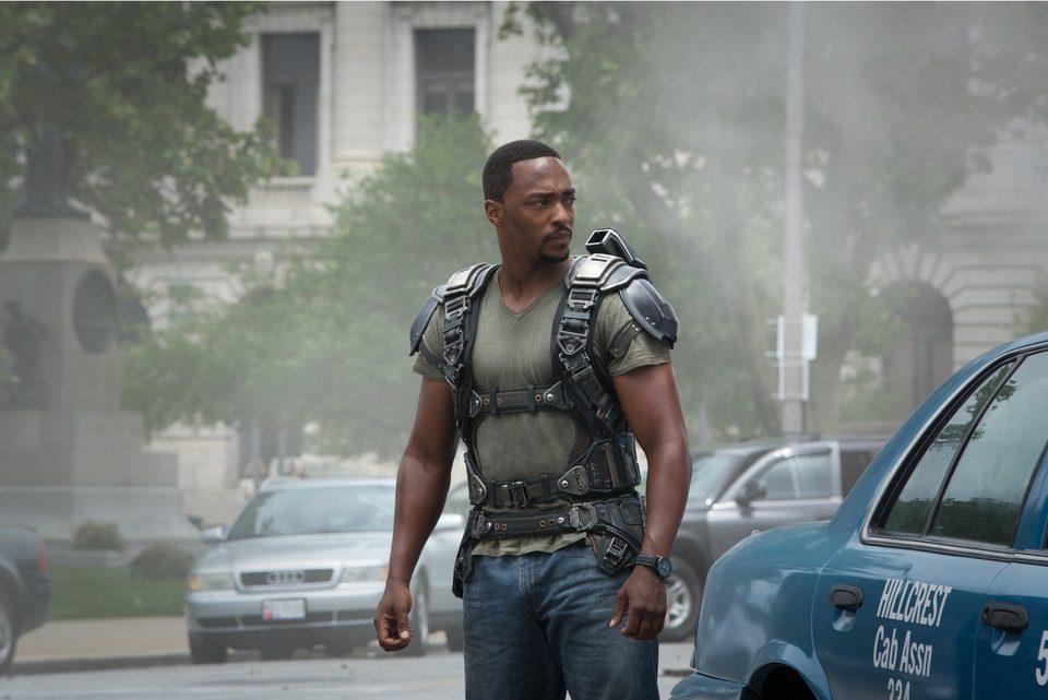 Captain America: The Winter Soldier, fotograma 11 de 29