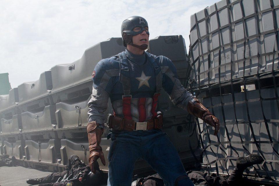 Capitán América: El soldado de invierno, fotograma 7 de 29