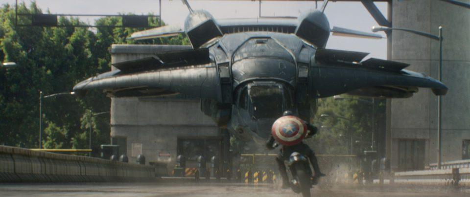 Capitán América: El soldado de invierno, fotograma 6 de 29