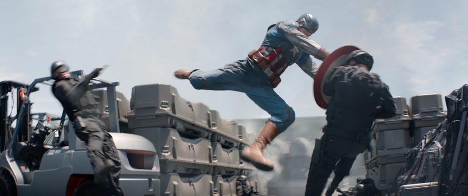 Capitán América: El soldado de invierno, fotograma 2 de 29