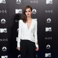 Emma Watson en la premiere de 'Noé' en Madrid