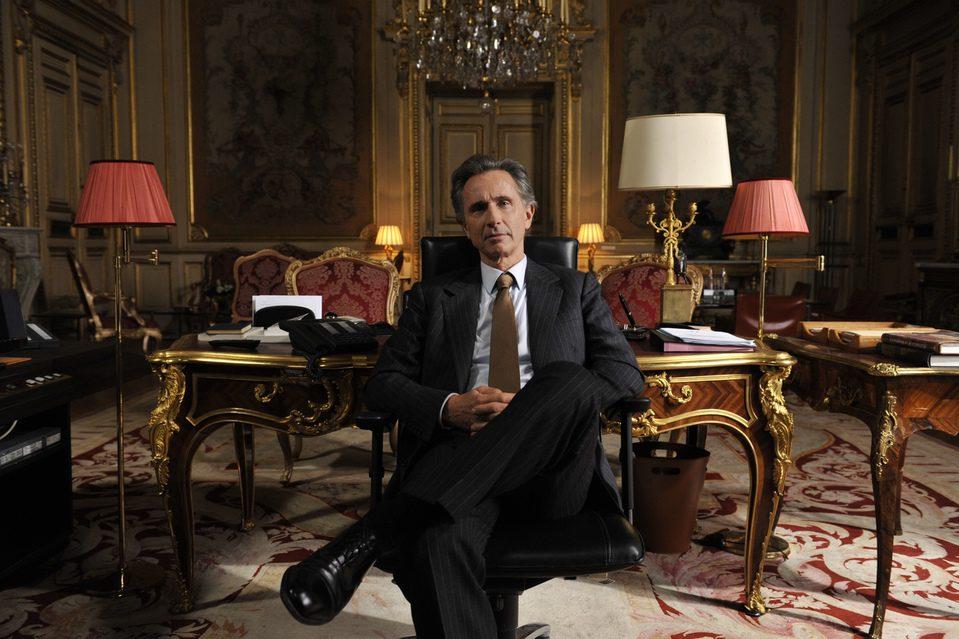 Crónicas diplomáticas. Quai d'Orsay, fotograma 22 de 22