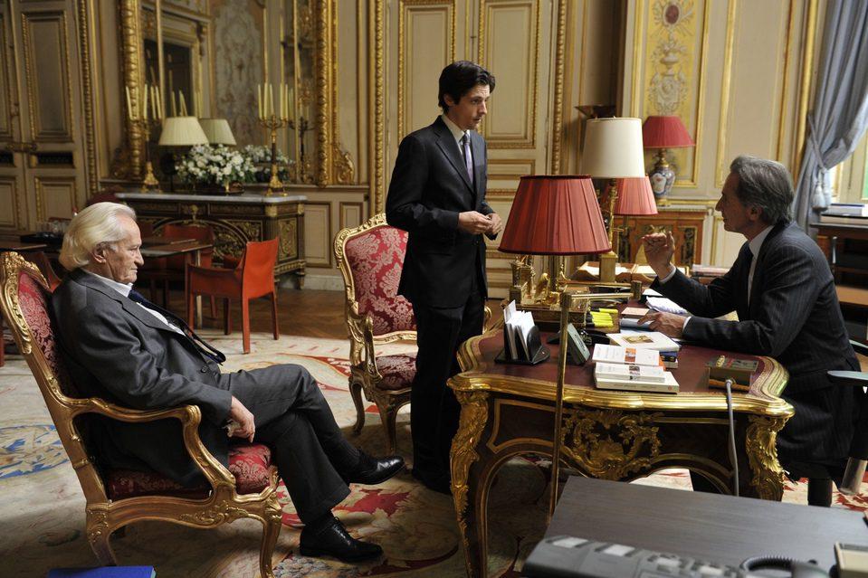 Crónicas diplomáticas. Quai d'Orsay, fotograma 7 de 22