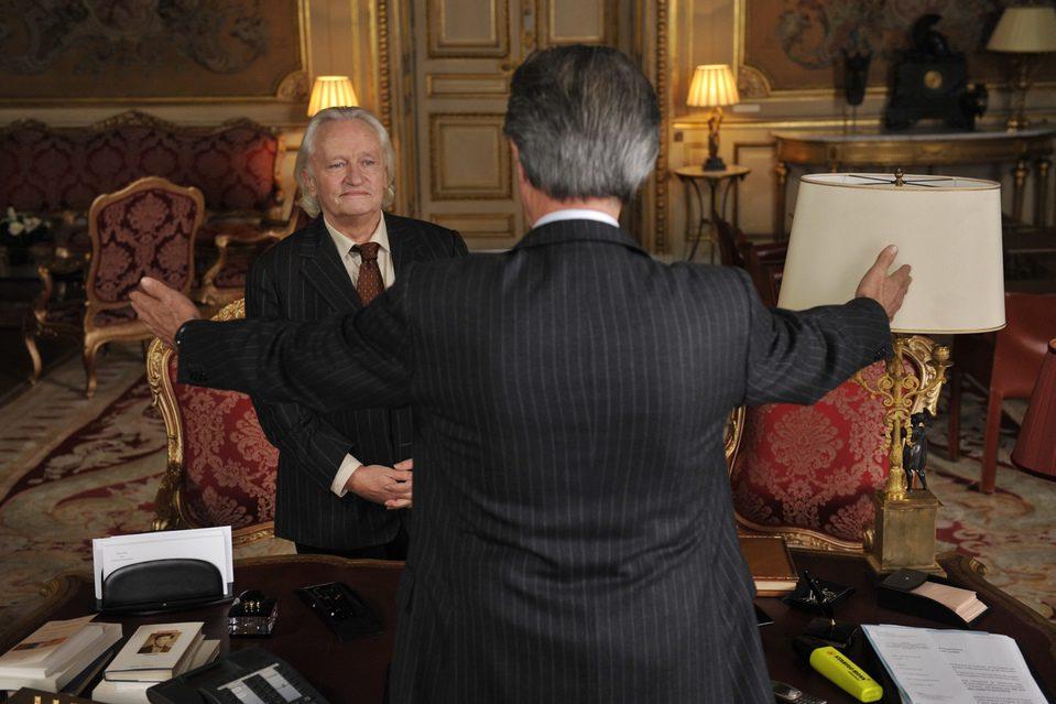 Crónicas diplomáticas. Quai d'Orsay, fotograma 6 de 22