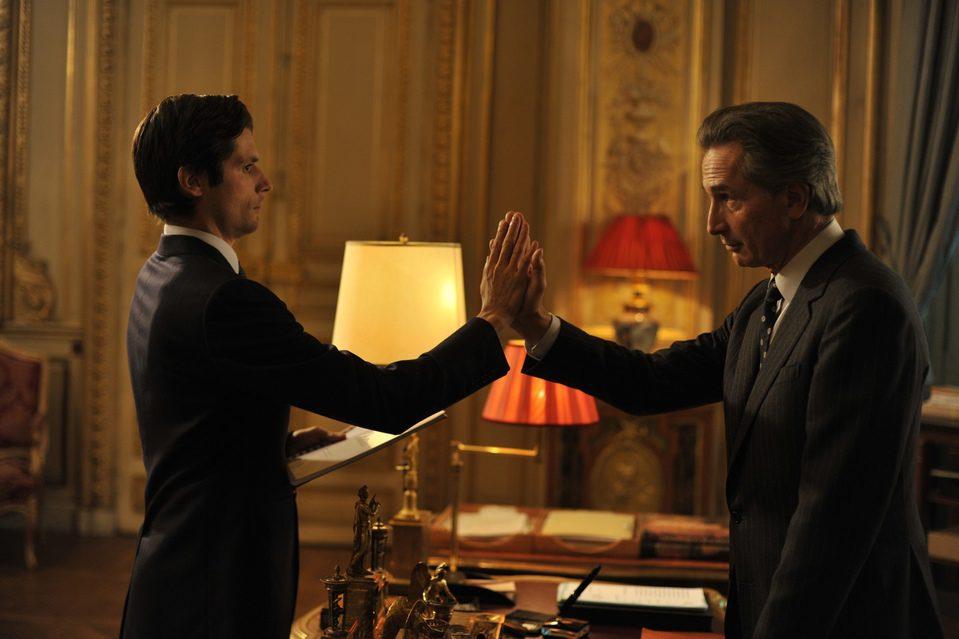 Crónicas diplomáticas. Quai d'Orsay, fotograma 5 de 22
