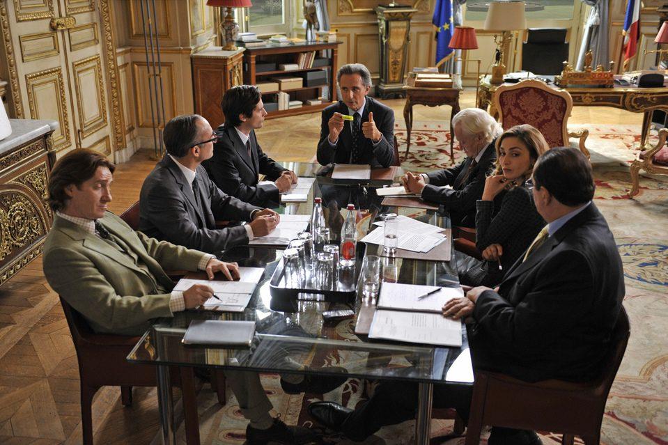 Crónicas diplomáticas. Quai d'Orsay, fotograma 3 de 22