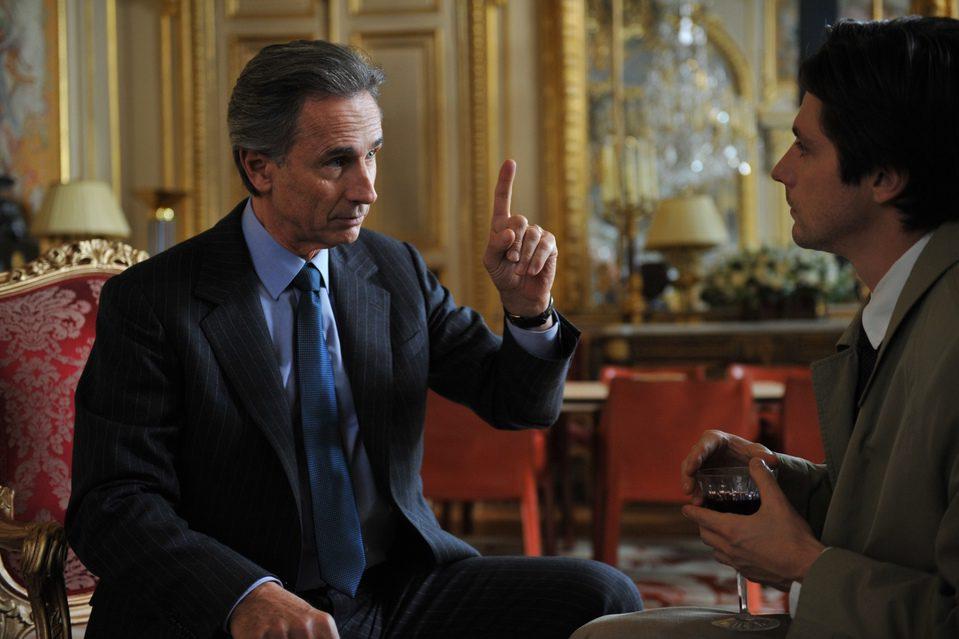 Crónicas diplomáticas. Quai d'Orsay, fotograma 1 de 22